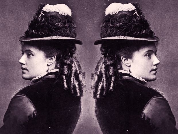 Emilie Sagee was haunted by a spectral twin, whose mirror-like movements terrified all those who saw it.