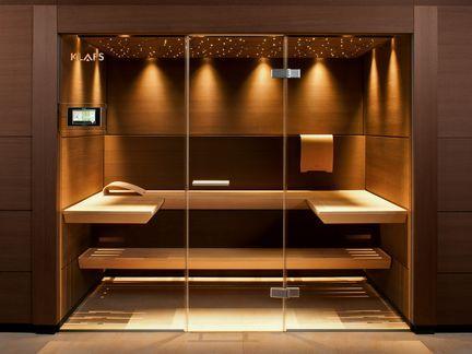 Sauna CASENA für Maßeinbau