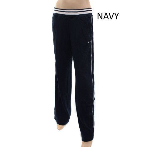 Nike Womens Navy/White 419674 Track Pants Size M by Nike. $32.98