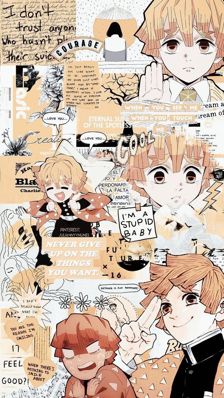 Kimetsu No Yaiba X Reader di 2020 Anime anak lakilaki