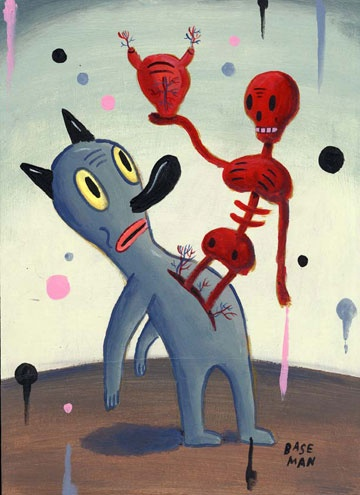 Gary Baseman...epitome of my artistic essence