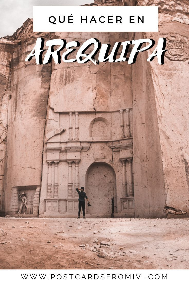 A guide with the best things to do in Arequipa in one day. Find out more about the city's main attractions, where to stay, tours from Arequipa and more. Brazil Travel, Peru Travel, Cool Places To Visit, Places To Travel, Travel Destinations, Albania, Best Family Vacation Spots, Family Vacations, Vacation Trips