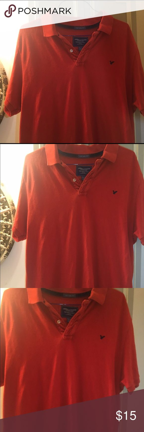 American eagle shirt Men's American eagles shirt American Eagle Outfitters Shirts Polos