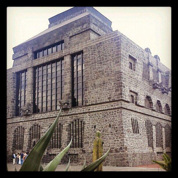 Museo Diego Rivera - Anahuacalli