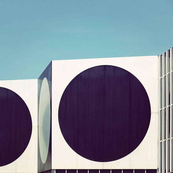 Beautiful Concrete Aesthetics and City Shapes – Fubiz Media