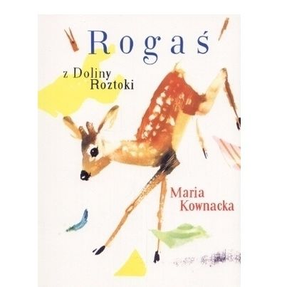 Książka opowiada o dzieciach z Doliny Roztoki, które zaopiekowały się sarniątkiem. Kiedy samczyk podrósł i wyrosły mu rogi otrzymał imię Rogaś.