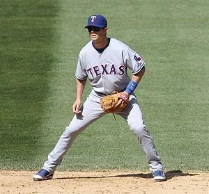 Michael Young: Yum Yums, Texas Ranger