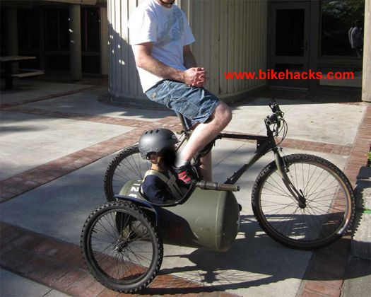 Military Style Bike Sidecar Diy Projects Amp Tips