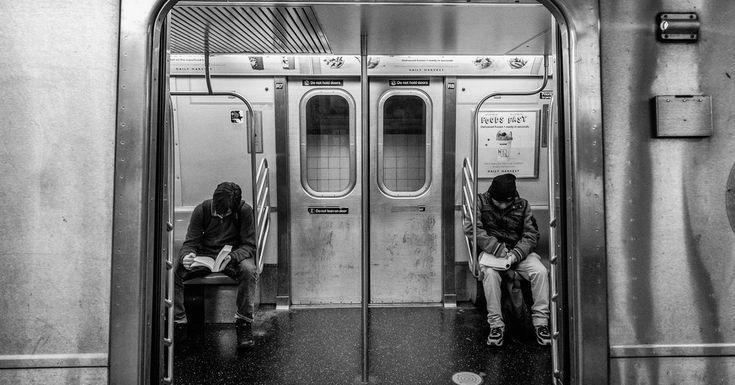 #MONSTASQUADD Essay: Transportive Reading for Underground Transportation