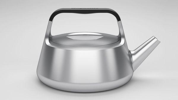 Tea Kettles by MINIMAL , via Behance