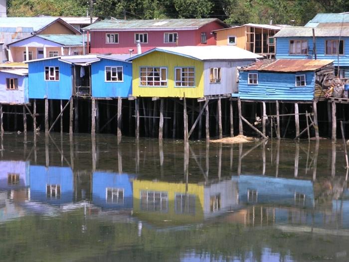Chacao, Isla de Chiloe