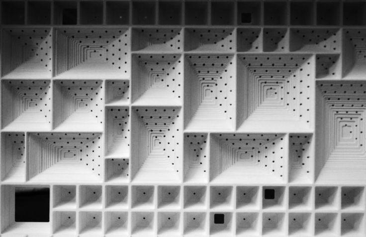 aires mateus / tejedor Atrio de la Alhambra #architecture #patterns