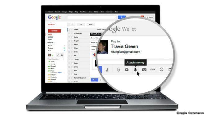 Descubre cómo funciona el servicio de Gmail para enviar y recibir dinero   tecno.americaeconomia.com   AETecno - AméricaEconomía
