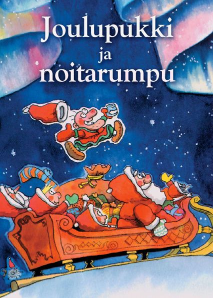 Joulupukki ja noitarumpu - In this animated holiday children's film based on a story by Mauri Kunnas, strange things are happening in Santa's Village.