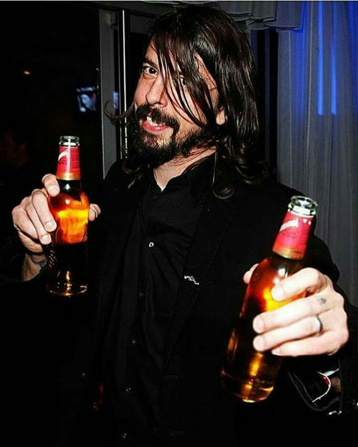Sure why not? ~Dave Grohl