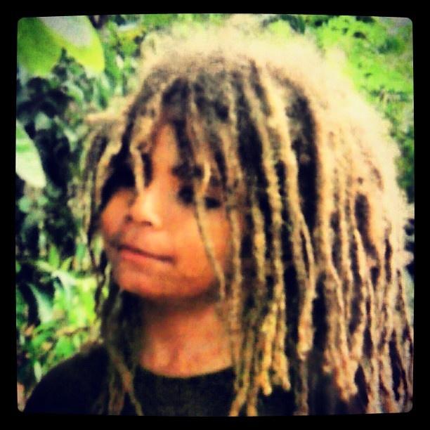 my nephew EZRA