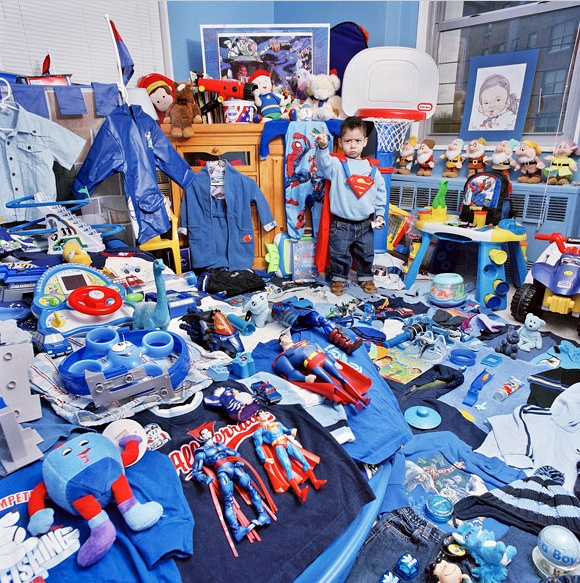 Consumerism - Blue: Blue Rooms, Kids Stuff, Boys Rooms, Jeongm Yoon, Blue Projects, Colors Blue, Boys Stuff, Pink Blue, Blue Things