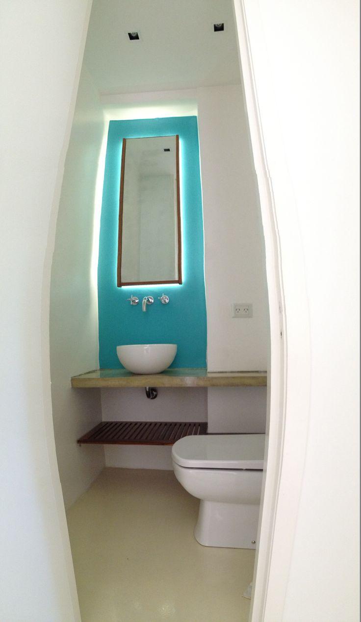 Toilette en Barracas