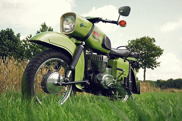 Meet the 1969 MZ ES 250/2, the pride of the German Democratic Republic. Is this the ugliest motorcycle ever made?