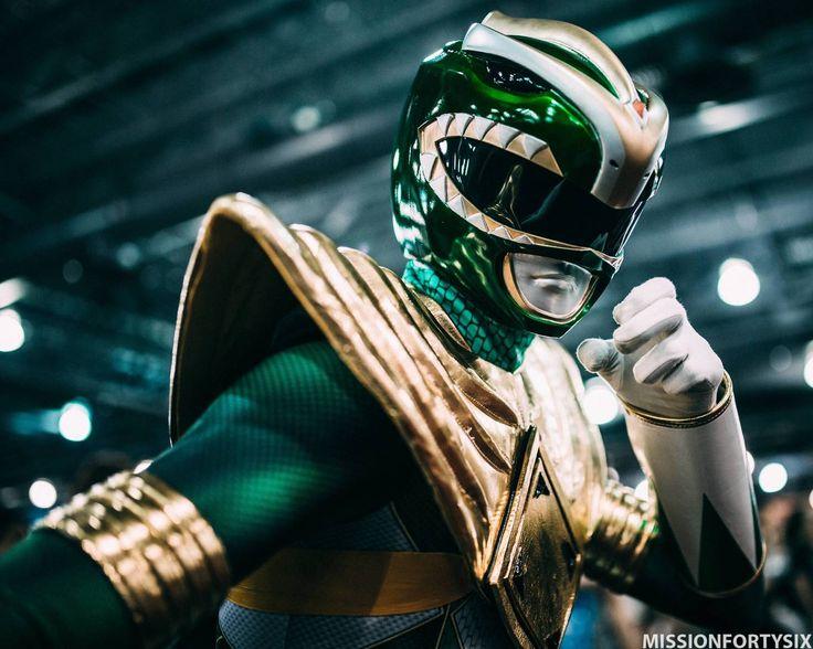 [Photographer] Green Ranger Cosplay