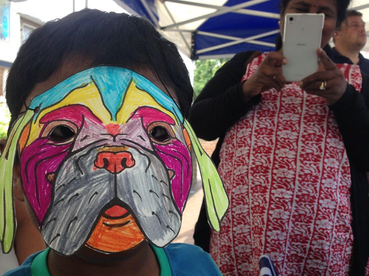Fun animal masks at hatfield town centre last week!   http://www.artskool-kids.com/index.php/what_we_do-best_holiday_classes/?k=23998:2::