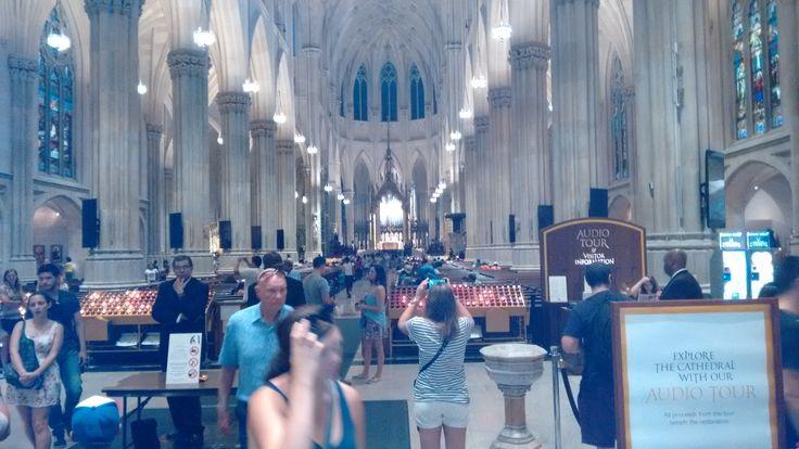 St. Patrick's Cathedral - Catedral de San Patricio - NY