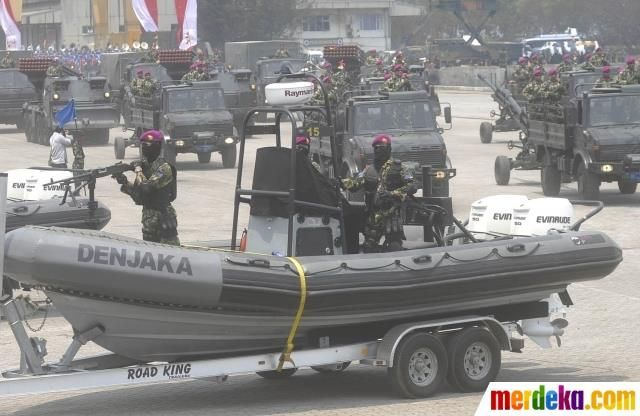 DENJAKA - INDONESIAN NAVY SEAL
