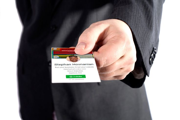 The Google Plus Hovercard: Your calling card across all of Google by Stephan Hovnanian (2013, May 28)