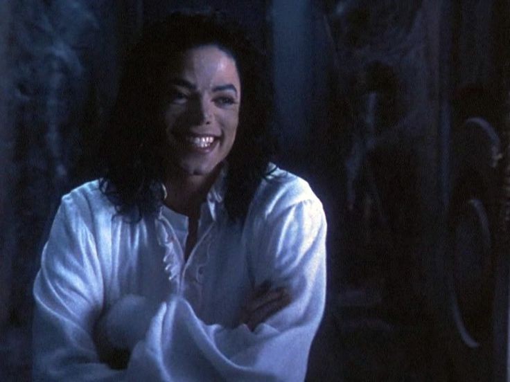 #MichaelJackson loved songs with a spooky theme, including his most famous one of all, #Thriller. But in 1996 he also created another scary music video, the lesser known Ghosts, featuring the hits 'Ghosts' and 'Is It Scary'. Check out the story behind the project in #MakingMichael, which is is available now #MJ #MJFAM #KingOfPop #applehead #MJJ #moonwalker