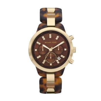 MIchael Kors Horloge MK5609 Bruin » Jewelz