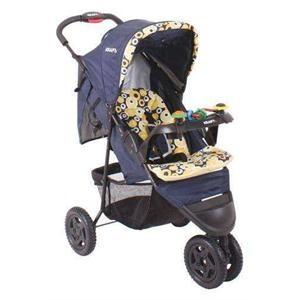 Kraft Star Jogger Bebek Arabası Lacivert