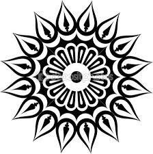 Výsledek obrázku pro kruhový ornament