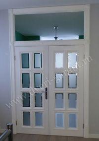 Белые двери, межкомнатные белые двери - Москва