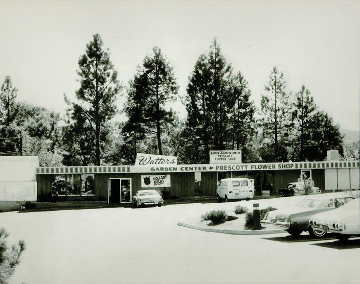 Watters Garden Center circa 1962