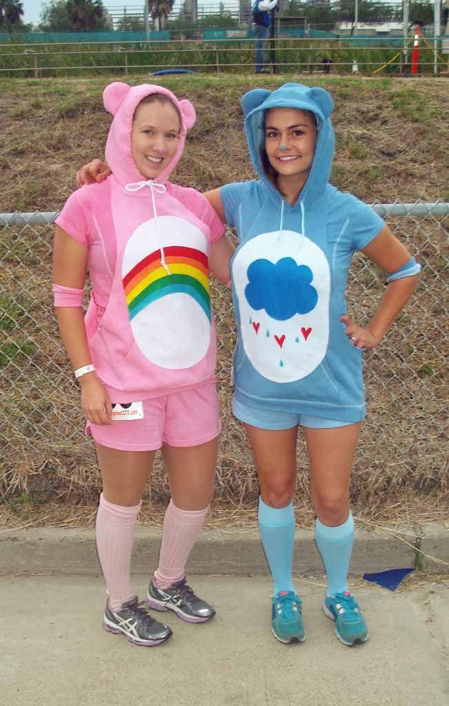 Ideas for costume runs