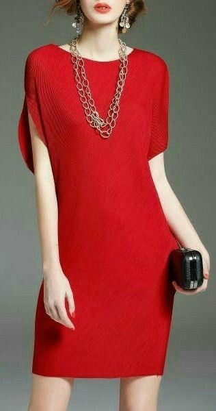 Simply Red Dress ...