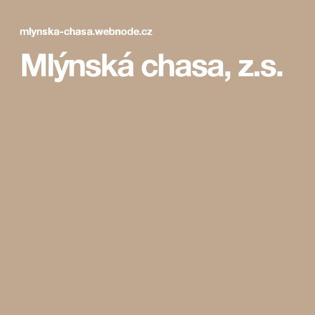 Mlýnská chasa, z.s.