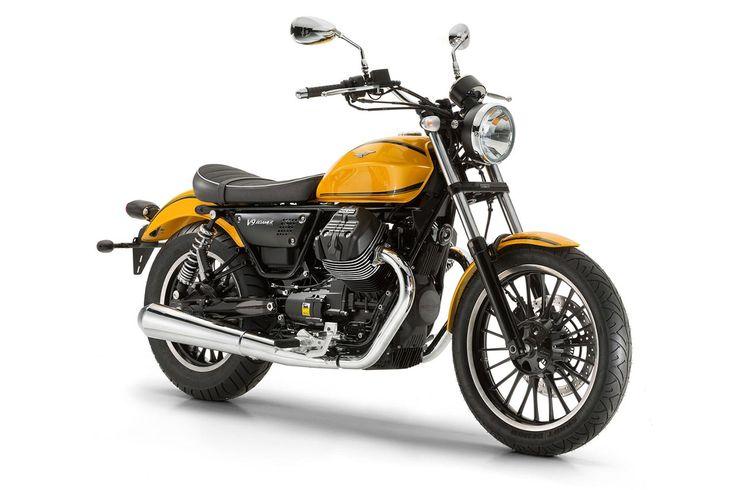 Moto Guzzi V9 Roamer, un clásico instantáneo