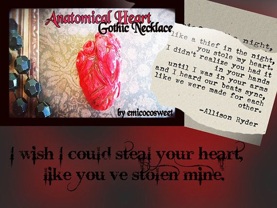 Check out this item in my Etsy shop https://www.etsy.com/au/listing/280777656/i-give-you-my-heart-anatomical-heart