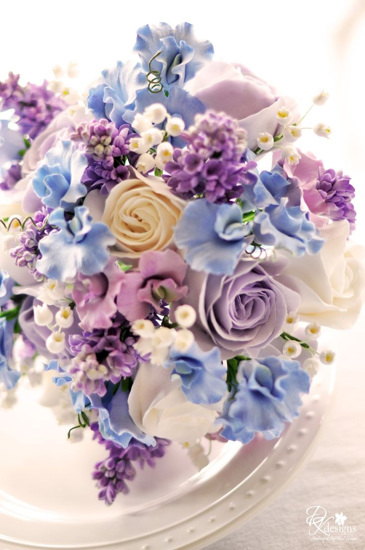 DK Designs: One Bouquet Inspires Another...
