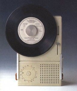 BRAUNMusic, Dieter Rams, Portable Records, Braun, Radios, Records Players, Blog Design, Products Design, Industrial Design