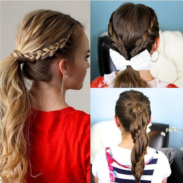 20 Gorgeous Hairstyles For 9 And 10 Year Old Girls Child Insider Old Hairstyles 9 Year Old Hairstyles Hair Styles