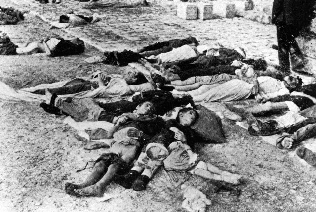 Greek Child Victims of the Nazis - HU060578 - Rights Managed - Stock Photo - Corbis