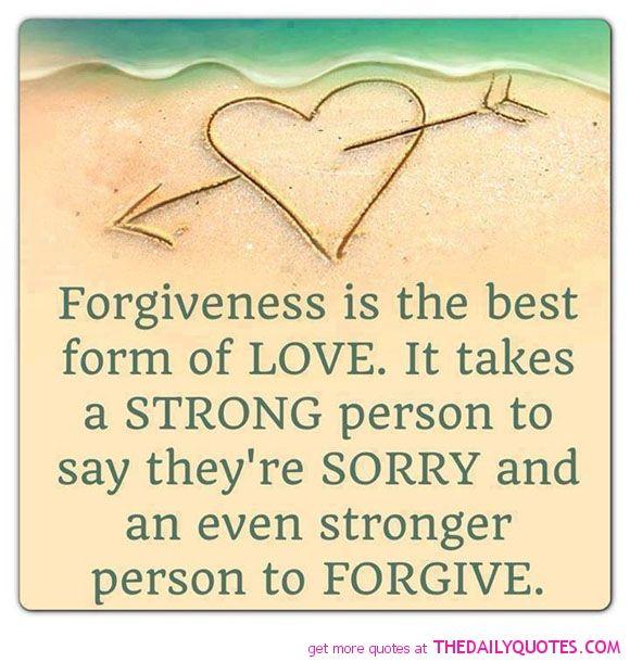 True Love Forgives Quotes. QuotesGram