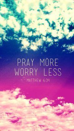 Love God❤️ believe in his ways!