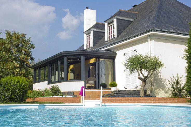 #véranda #conceptalu #armonia #extérieur #piscine