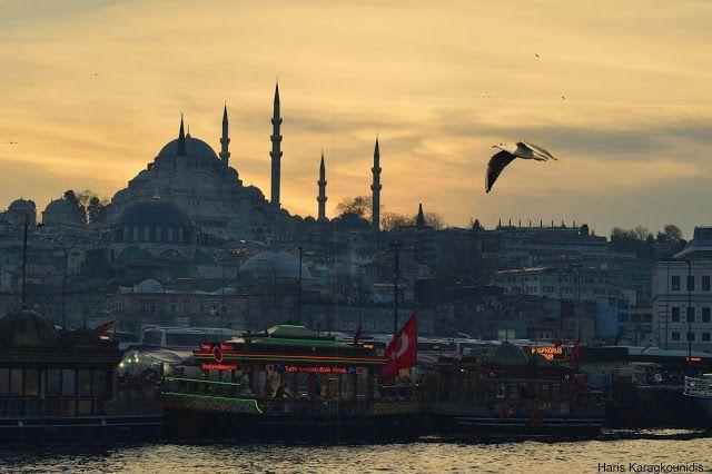 Haris Karagkounidis: Istanbul-February 2018