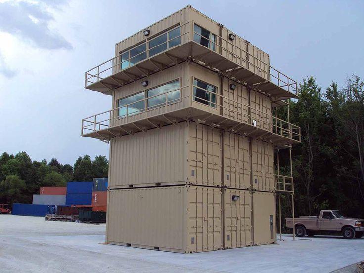 Range Tower
