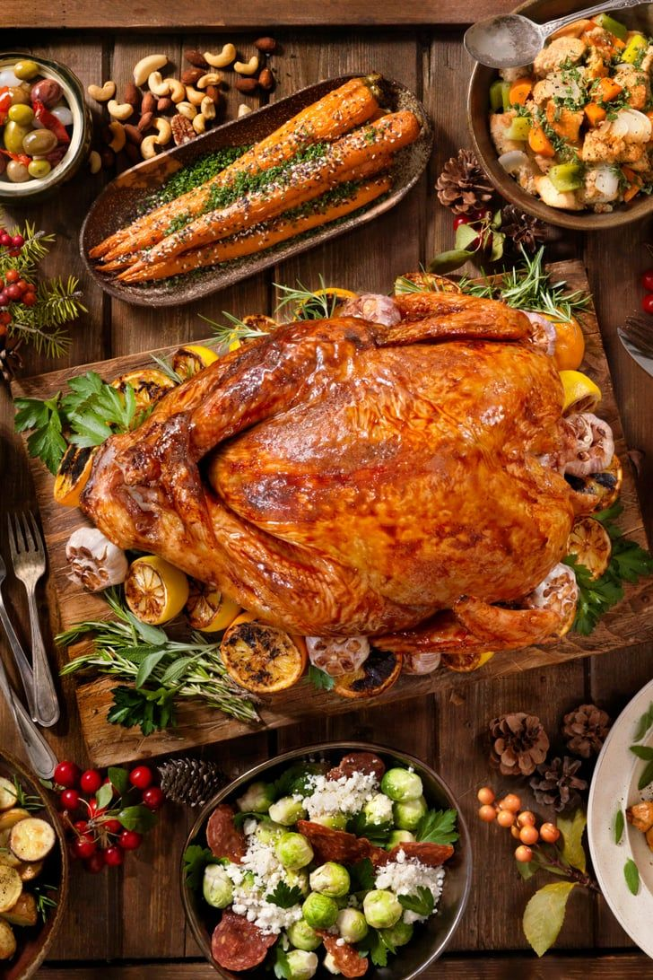 Thanksgiving meal kits and delivery services for an easy feast