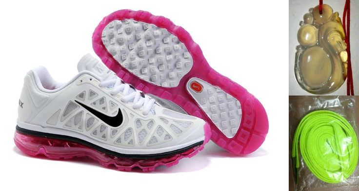 Chalcedony Dragon Volt Lace Womens Nike Air Max 2011 White Pink Black  Sneakers